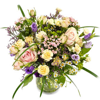 Zomerse bloemen al abonnement